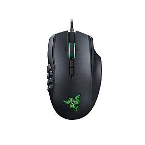 Mouse Gaming Razer Naga Chroma RZ01-01610100 Com Fio - Preto
