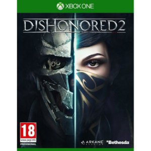 JOGO DISHONORED 2 LIMITED EDITION XBOX ONE