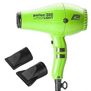 Secador de Cabelo Parlux 385 Power Light c/ Ar Frio 110-127V/50~60Hz - Verde