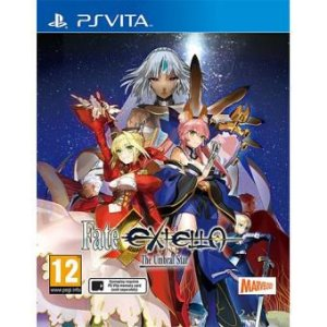 JOGO FATE EXTELLA THE UMBRAL STAR PS VITA