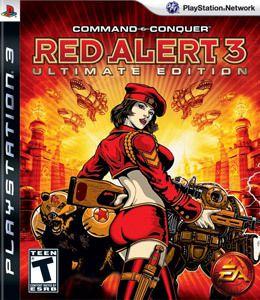 JOGO COMMAND & CONQUER: RED ALERT 3 PS3