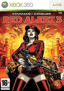 JOGO COMMAND & CONQUER: RED ALERT 3 XBOX 360