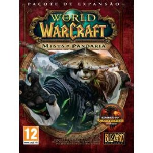 JOGO WORLD WARCRAFT MISTS OF PANDARIA PC