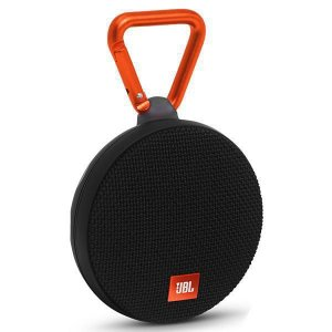 Speaker JBL Clip 2 com Bluetooth v.4.2 e Conector 3.5mm - Preto.