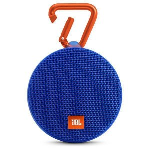 Speaker Bluetooth JBL Clip 2 3.5mm - Azul