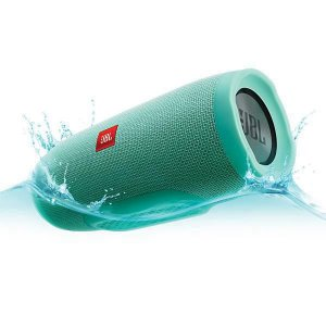 Speaker JBL Charge 3 Bluetooth IPX7 Bivolt 2 x 10W RMS - Verde