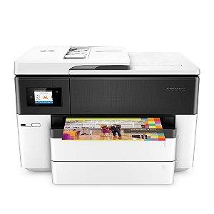 Impressora HP Officejet Pro 7740 Imp/ Cop/ Sca/ Fax/ Wifi Bivolt