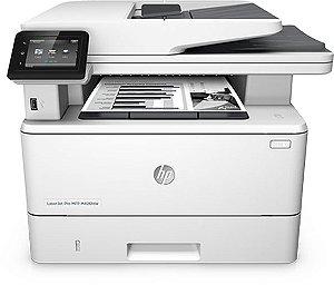 Impressora HP LaserJet Pro M130fw (Impressão/Digitalização/Cópia/Fax) 110V - Branca