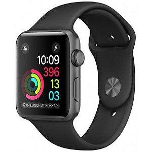 Relogio Apple Watch MPO62LL/A S2 42MM Preto