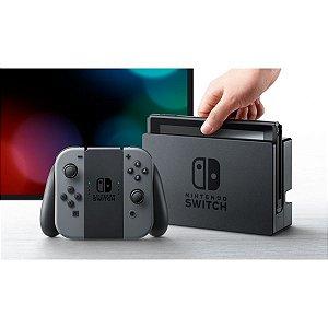 Nintendo switch 32gb com zelda breath of the wild - Pré Venda