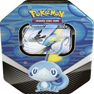 Cards Pokémon - Deck Lata - Parceiros De Galar - Sobbel - Copag