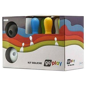 Jogo de Boliche - Boliche com 6 Pinos - Go Play - Multikids