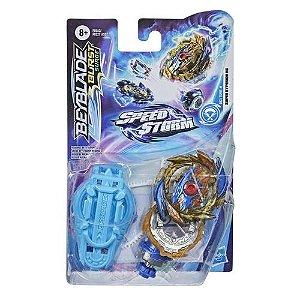 Beyblade Burst Surge - Pião Speedstorm com Lançador - Super Hyperion H6