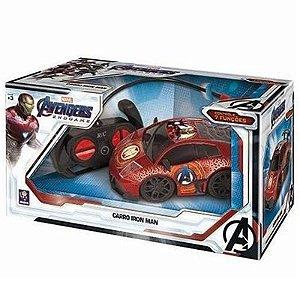 Carrinho De Controle Remoto - Homem De Ferro - Marvel - Mimo