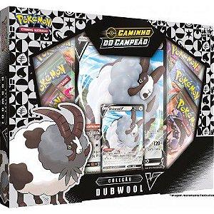 Box Pokémon Dubwool V Caminho Do Campeão