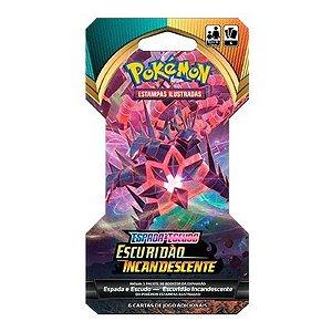 Pokémon - Espada e Escudo 3 Escuridão Incandescente Sortido - Copag