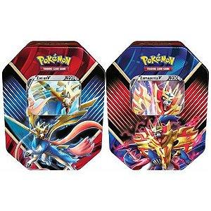 Cards Pokémon - Deck Lata - Lendas De Galar