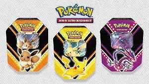 Pokemon lata - poderes v - Copag