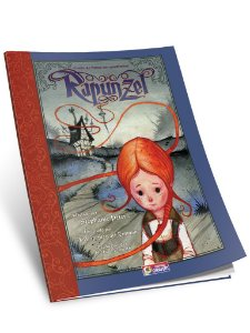 Livro Rapunzel - Contos De Fadas Em Quadrinhos Grafset