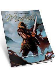 Macbeth Encadernação para biblioteca – Ilustrado