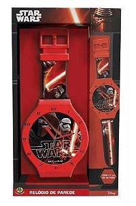 Relógio De Parede Star Wars - 47cm
