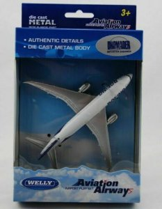 Avião Comercial Boeing 777 Welly