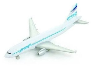 Avião Comercial Airway Boeing