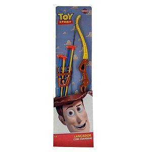 Brinquedo Lançador De Flechas Woody Toy Story Toyng