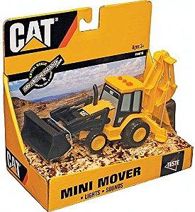 Trator Cat Mini Mover 5 A Pilha DTC