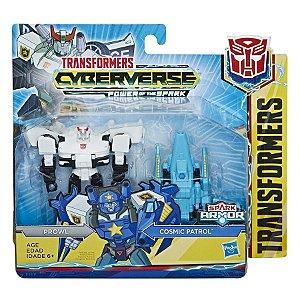Transformers Spark Armor Prowl E Cosmic Patrol Hasbro E4219