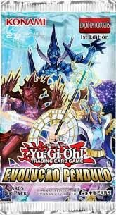 YU-GI-OH! (YUGIOH) - EVOLUÇÃO PÊNDULO - BOOSTER