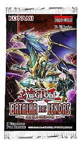 YU-GI-OH! BATALHA DAS LENDAS - ARMAGEDOM BOOSTER