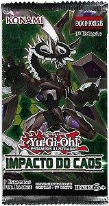 Booster Yu-Gi-Oh! - Impacto Do Caos