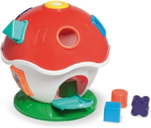 Brinquedo Little Mush Didático Super Colorido 722 - Calesita