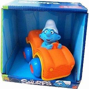 Carrinhos Os Smurfs - Gênio - Divertoys