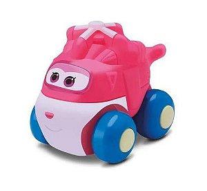 Brinquedo Aviãozinho Spencer Diver For Baby - Rosa