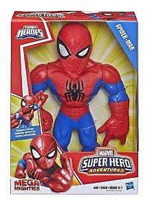 Boneco Hasbro Spider-man Mega Mighties Playskool Heroes