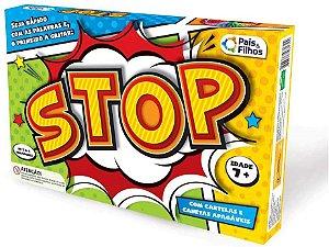 Stop - Super Jogos, Pais & Filhos, 7172