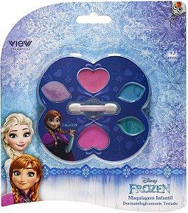 Estojo Maquiagem Infantil Anna - Frozen, View