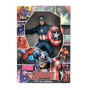 Capitão America Mimo Brinquedos Azul