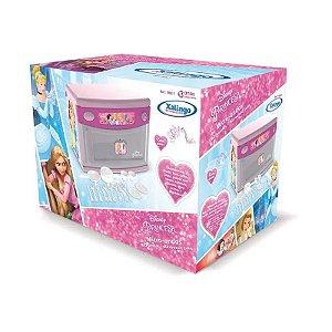 Micro-Ondas Princesa Disney Xalingo Rosa