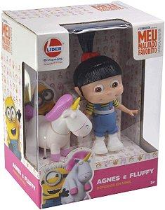 Bonecos Vinil Meu Malvado Favorito - Agnes