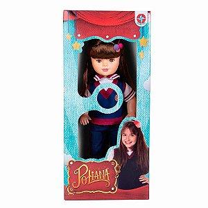 Boneca Poliana Que Fala Brinquedos Estrela 52 Cm