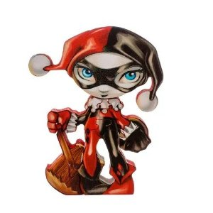 Harley Quinn Geek