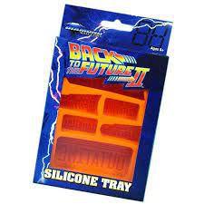 Back To The Future II - Silicone Tray - Forma de Silicone