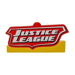 JUSTICE LEAGUE SHIELD Puzzles Mania