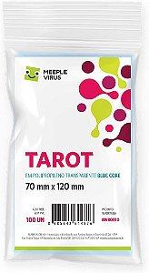 Sleeves Tarot 70 x 120 mm - (Blue Core)