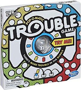 Trouble Jogo de Tabuleiro - A5064 - Hasbro