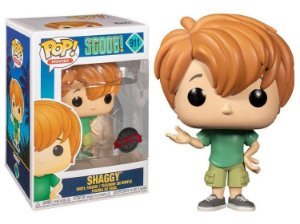 Funko Young Shaggy Scooby-Doo Special Edition  Pop 911