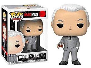 Roger Sterling 911 - Mad Men - Funko Pop
